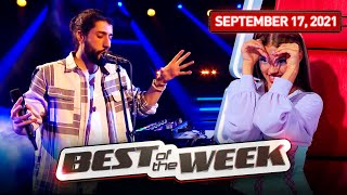The best performances tнis week on The Voice | HIGHLIGHTS | 17-09-2021