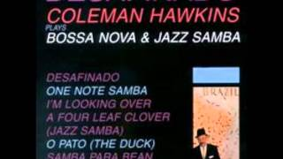 coleman hawkins- o pato( the duck)