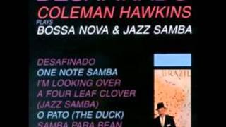coleman hawkins- o pato( the duck)