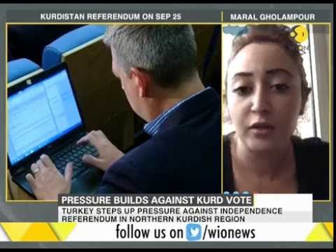 Pressure builds against Kurd vote, Turkey's parliament vote to extend by a year