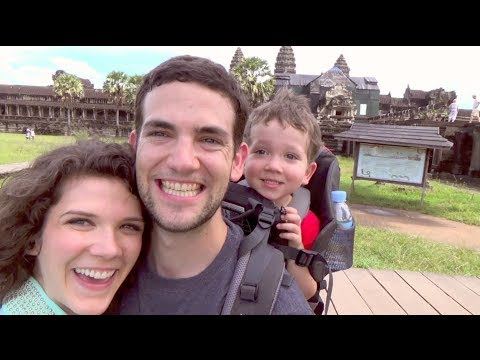 Cambodia | Angkor Wat + Ta Prohm | Thoughts on Traveling With Family