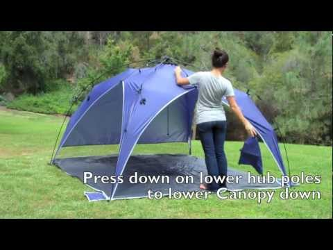 Lightspeed Outdoors Canopy & Lightspeed Outdoors Canopy - YouTube