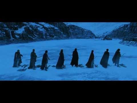 King Arthur (2004) - Ice Scene - Guinevere Giving Lancelot The Business