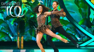 Libby & Mark's 'Bare Necessities' are all you need! | Dancing on Ice 2020