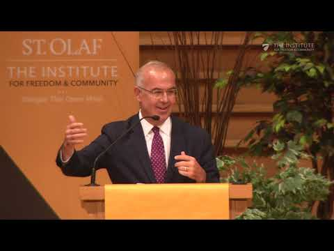 David Brooks\' Lecture on Patriotism, Nationalism, and the Idea of America