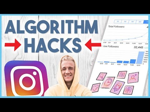 😱 HOW DOES THE INSTAGRAM ALGORITHM WORK IN 2019 - HACK THE ALGORITHM 😱