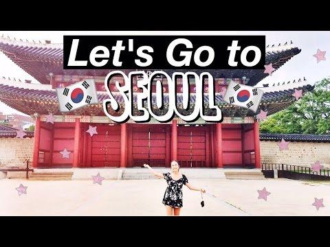 Let's Go to Seoul! 🇰🇷    Vlog Pt 2: SMTOWN Coex, Namsan Tower, etc.