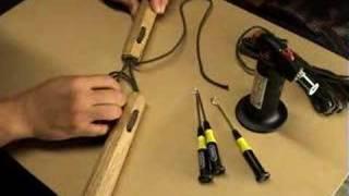 Triple String Nunchaku
