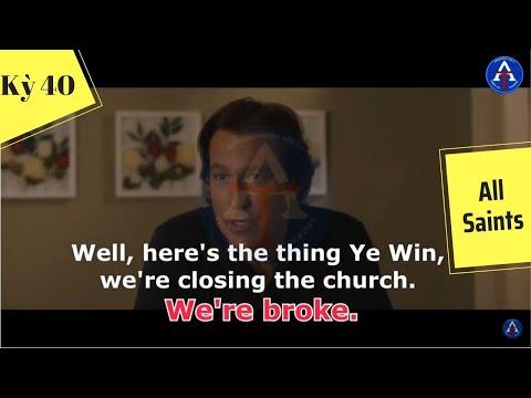 [HỌC IDIOM QUA PHIM] - We're Broke (Phim All Saints)