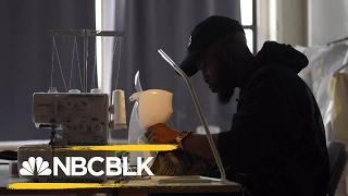 Detroit Engineer Follows High Fashion Dreams By Creating High-End Streetwear | NBC BLK | NBC News