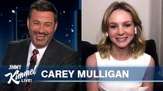 Carey Mulligan Might Love Christmas More Than Anyone