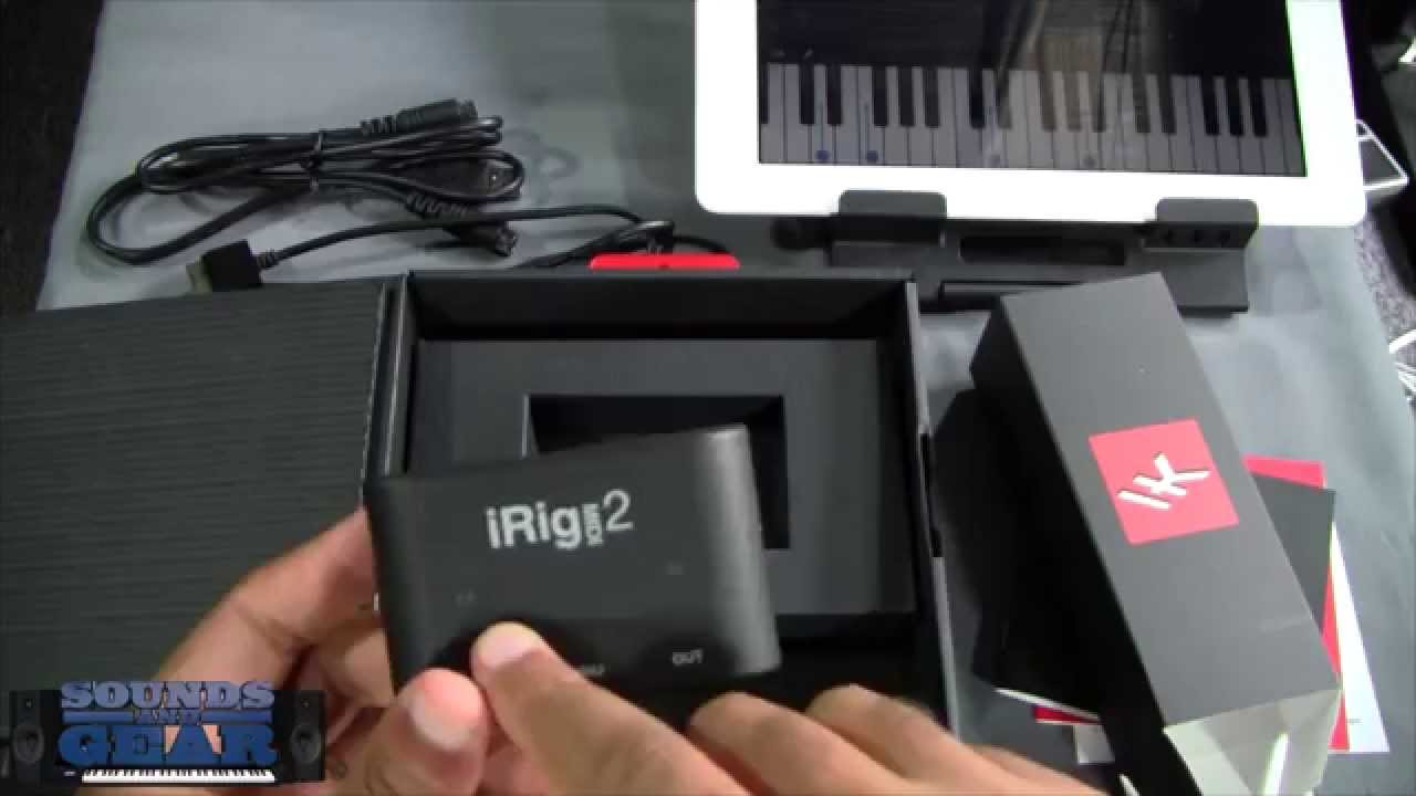 Irig Midi 2 : ik multimedia irig midi 2 mobile midi interface review soundsandgear youtube ~ Hamham.info Haus und Dekorationen