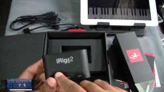 IK Multimedia iRig MIDI 2 Mobile MIDI Interface Review - SoundsAndGear