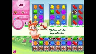 How to beat Level 987 in Candy Crush Saga!!