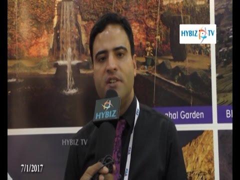 Jammu and Kashmir Tourism   Travel and Tourism Fair Chennai 2017