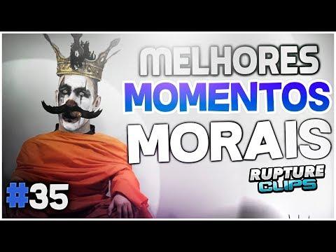 #35 MORAIS: TWITCH MELHORES MOMENTOS