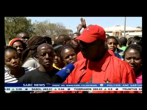 Municipal demarcation protest turns violent in Malamulele, Limpopo.