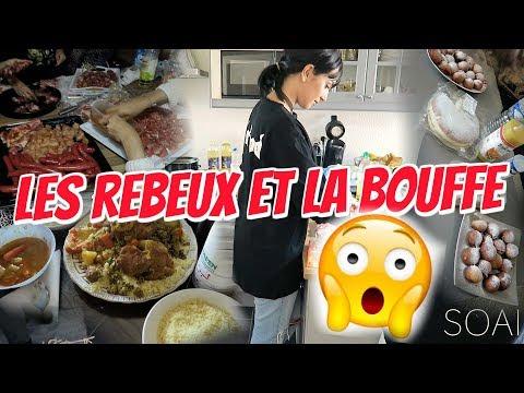 LES REBEUX ET LA BOUFFE !!!