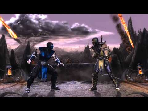Mortal Kombat 9 - Sub-Zero and Noob Saibot (Tag Ladder) [Expert] No Matches/Rounds Lost