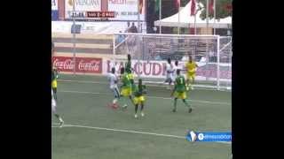 منتخب المرابطون الشباب يتعادل مع نظيره السعودي في بطولة كوتيف الودية تقرير حمود ولد أعمر.