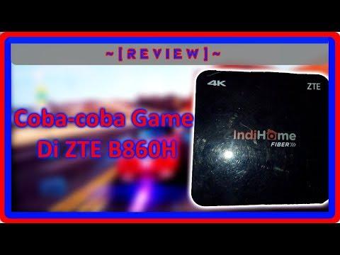Review] Coba-coba Game (ML - Asphalt) Di STB ZTE B860H - YouTube