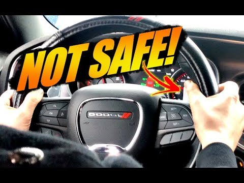 Charger, Challenger & 300 Have Serious Paddle Shifter Problems