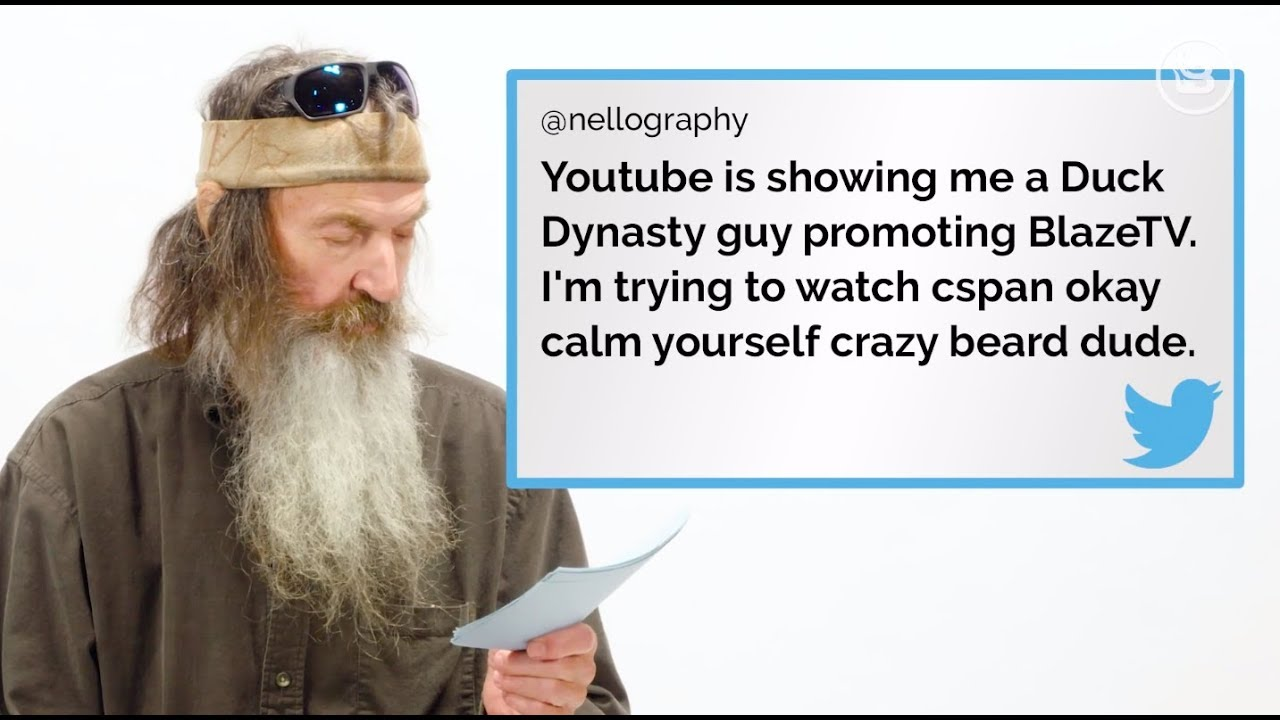 The Duck Commander Shoots Down Lefty Twitter Hate