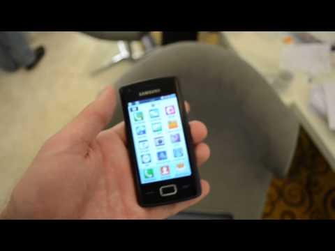 Samsung Wave 578 im Hands On