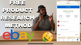 How To Find Winning Products to Sell on eBay in 2021 | Step by Step Guide | £58,000 in 60 Days screenshot 3