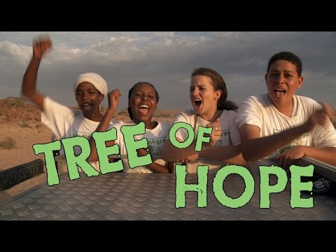 TREE of HOPE - the youthinkgreen documentary