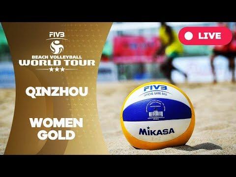 Qinzhou 3 -Star 2017 - Women Gold - Beach Volleyball World Tour