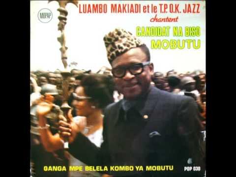 Candidat Na Biso Mobutu (abridged) - Luambo Makiadi & le T.P .O.K. Jazz 1984