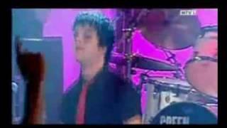 Green Day - Minority (live @MTV Berlin)