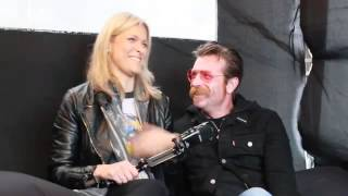 Eagles Of Death Metal interview @Download 2015 (TotalRock)