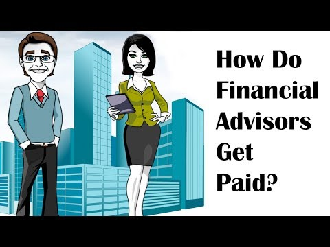 How Do Financial Advisors Get Paid? Commissions vs Fee Only