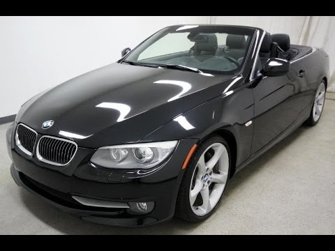 2011 BMW 3 Series 335i N55 TwinPower Hardtop Convertible  YouTube