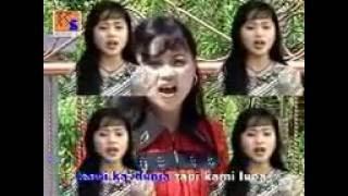 Lagu Dayak Kalimantan Barat 'Bapamang' vocal Nella