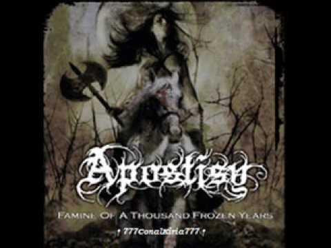 Apostisy - Det Kvarglomd [Christian Metal] (lyrics)