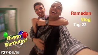 Ramadan Vlog - Tag 22