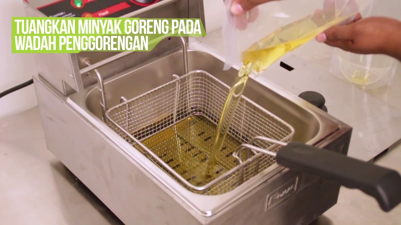Harga Deep Fryer Gas