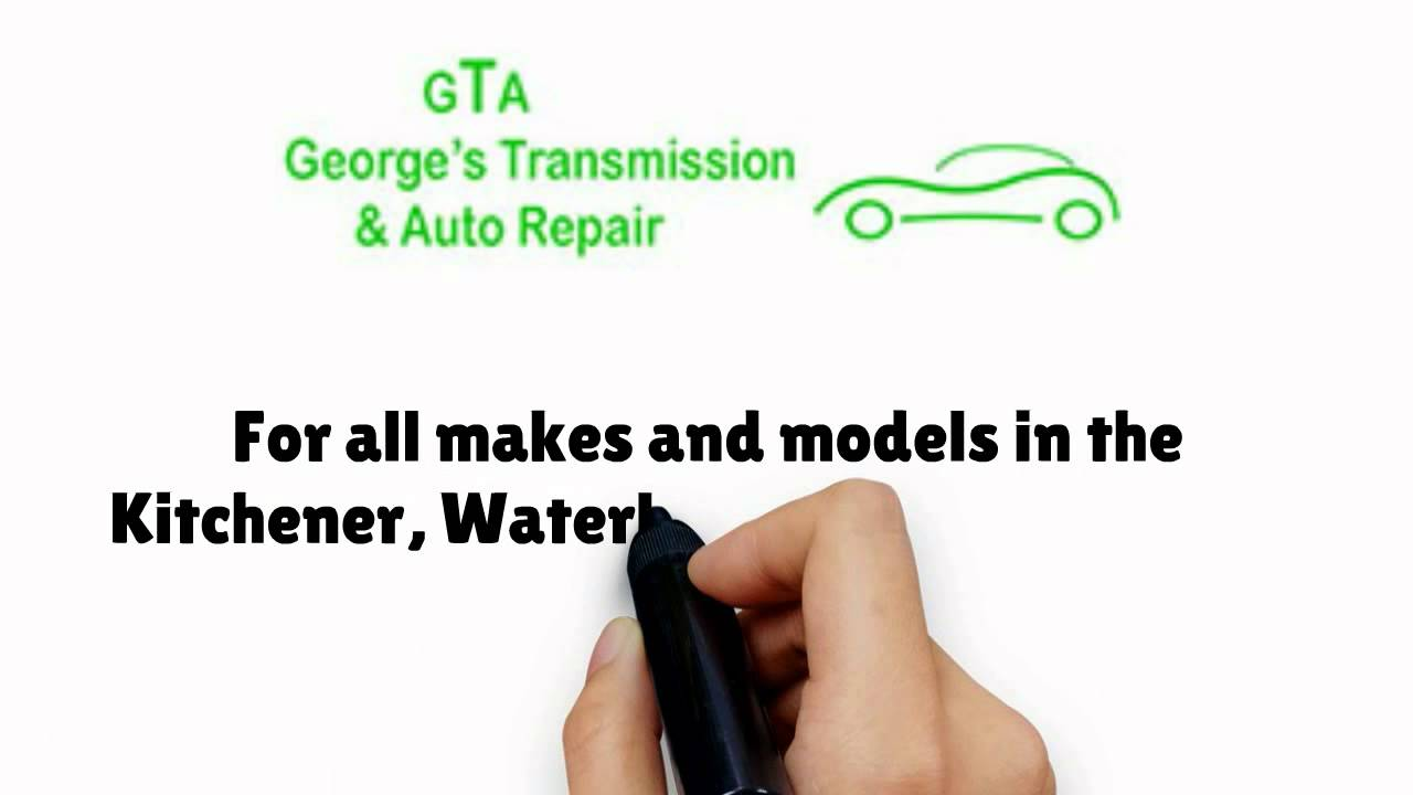George\'s Transmission and Auto Repair - Kitchener, Waterloo ...