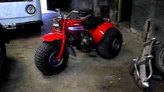 Triciclo Honda ATC 110 1981