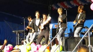 Прикол на концерте группы На- На