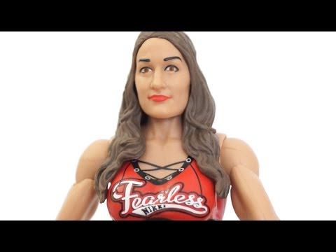 Nikki Bella WWE Series 52 Figure Unboxing & Review!! thumbnail