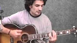 Arrazola. Clases de guitarra: A Dios le pido (Juanes)