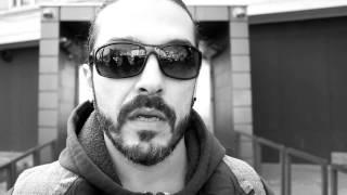 """TEASER -  Adrian Despot susține """"Rock by Rock"""", joi 2 aprilie, Silver Church, București,"""