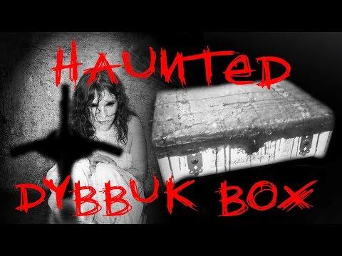 INVESTIGATING MY HAUNTED DYBBUK BOX **TERRIFYING**   OmarGoshTV