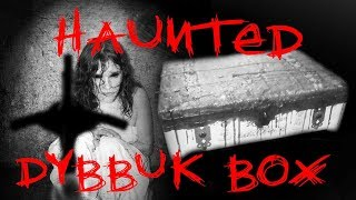 Investigation On My Haunted Dybbuk Box **TERRIFYING** | OmarGoshTV