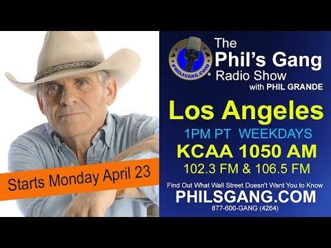 Phil's Gang Radio Show 04/20/2018