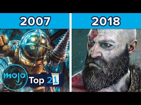 Top 21 Best Video Games of Each Year (2000 - 2020)